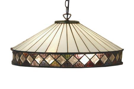 Lampadari E Plafoniere Tiffany : Lampade tiffany polarfox lampadario castle Ø cm