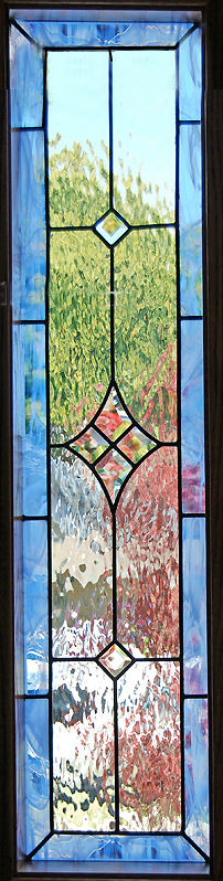 Stained glass window Bevels III