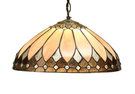 Lampadari E Plafoniere Tiffany : Lampade tiffany polarfox lampadario schick Ø cm