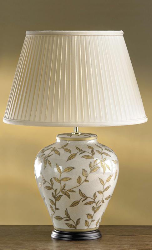 Klassiske Lamper Polarfox Bordlampe Autumn 41cm
