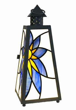 Stained glass lantern Margarita ↕ 30cm
