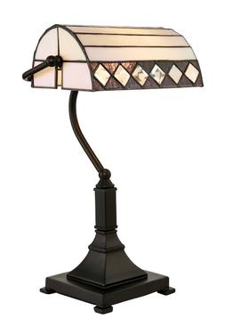 Настолна лампа Castle Ø 25 см