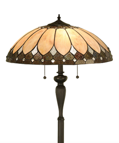 Golvlampa Schick Ø 50cm