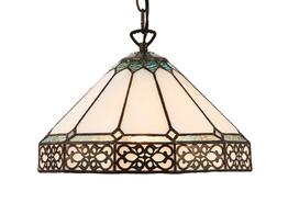 Tiffanylampa Taklampa Classic Ø 40cm