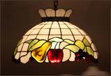 Taklampa Fruits Ø 40cm