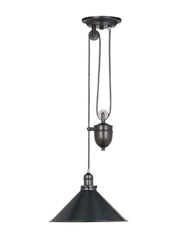 Taklampa Bristol Ø 36cm