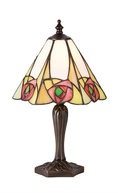 Tiffanylampa Bordslampa Deco Ø 18cm