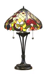Tiffanylampa Bordslampa Heritage Ø 41cm
