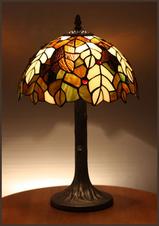 Bordslampa Oak Ø 31cm