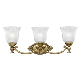 Wandlamp Paris 3-up