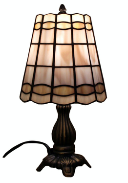 Lampe de table  Nostalgia Beige ↕ 31cm