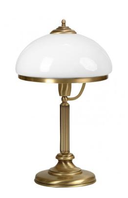 Настолна лампа Classic White Ø 30см