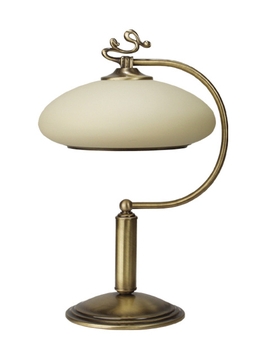 Lampe de table Rose Ivory Ø 27cm
