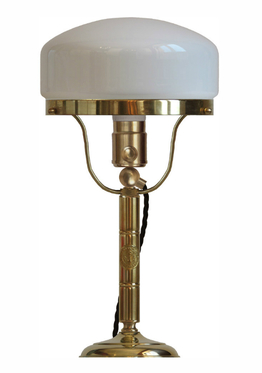 Table lamp Lagerkvist White Ø 20cm