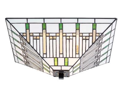 Tiffanylampa Taklampa Vision Ø 41cm