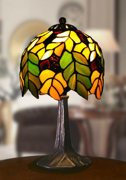Bordslampa Oak Ø18cm