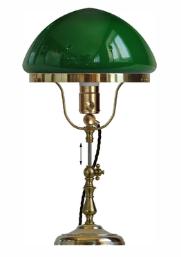 Table lamp Fahlkrantz Green Ø 23cm