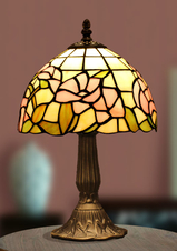Liten Bordslampa Magnolia Ø 20cm