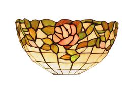 Vägglampa Rose