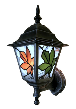 Wall lamp Leaves 19cm