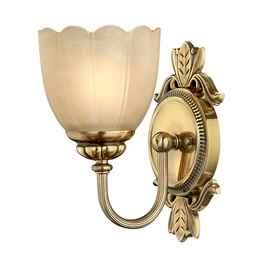 Wandlampe Lyon up