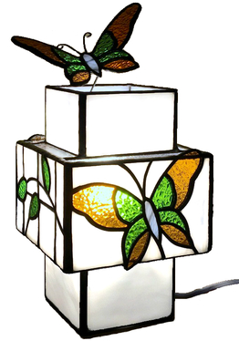 Bordlampe Night Light Butterfly ↕ 20cm