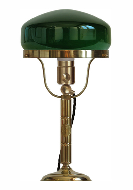 Table lamp Lagerkvist Green Ø 20cm