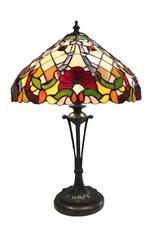 Tiffanylampa Bordslampa Heritage Ø 30cm