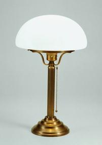 Bordslampa Classic Brass Ø 30cm
