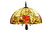Golvlampa Rose Ø 50cm