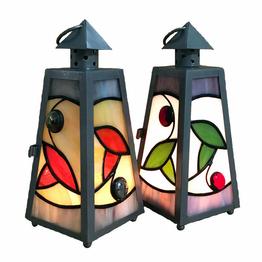 Lantern Cherry ↕ 20cm