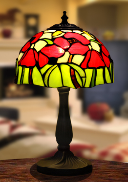 Lampe de table Poppy Ø 20cm