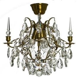 кристални лампа Pompe Cognac Ø 42cm