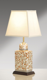 Bordslampa Orange