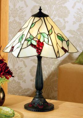 tiffany lampen polarfox fruits. Black Bedroom Furniture Sets. Home Design Ideas