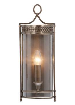 Vegglampe Old Town Bronze