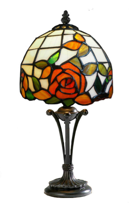 Lampa gabinetowa Red Rose Ø18cm
