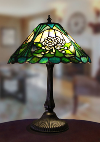 Bordslampa Chrysanthemum Ø 31cm