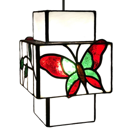 Fönsterlampa Butterfly ↕ 20cm