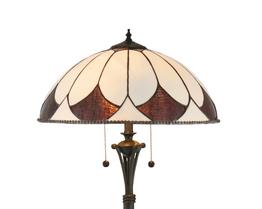 Gulvlampe Amber Ø 50cm