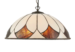 Ceiling lamp Amber Ø 50cm