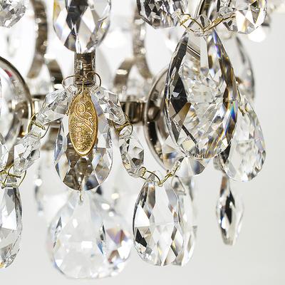 Kristalfönsterlampa Aladdin Ø 15cm