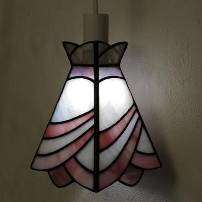 Fönsterlampa Maria 12x12cm