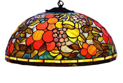 Lampadari E Plafoniere Tiffany : Lampade tiffany polarfox lampadario algarve Ø cm