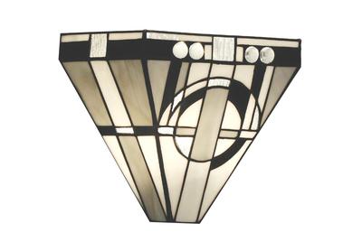 Vägglampa City