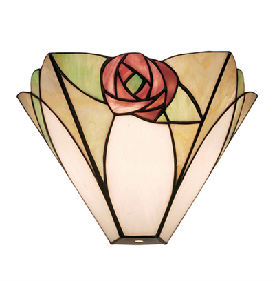 Tiffanylampa Vägglampa Deco