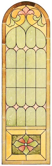 Blyinfattat Fönster 1926